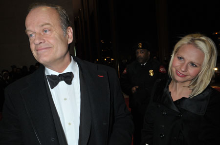 A quickie wedding for Kelsey Grammer?