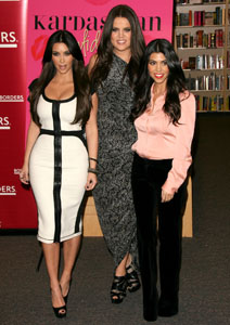 Kim Kardashian sisterss