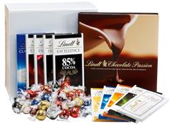 Lindt's Master Chocolatier Gift Box