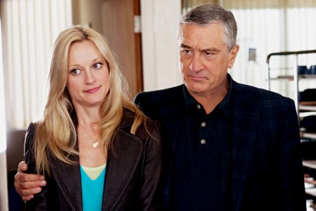 Teri Polo and Robert De Niro