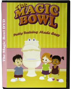 The Magic Bowl Potty Training DVD