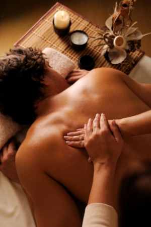 Sensual massage