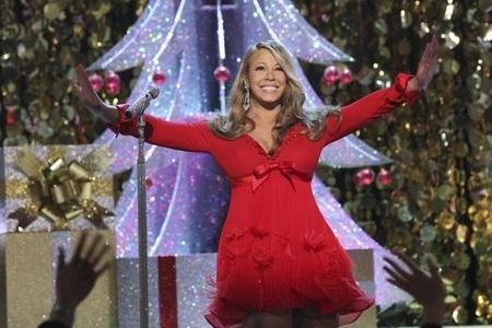 Mariah Carey's Christmas special