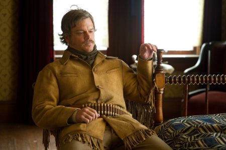 Matt Damon in True Grit
