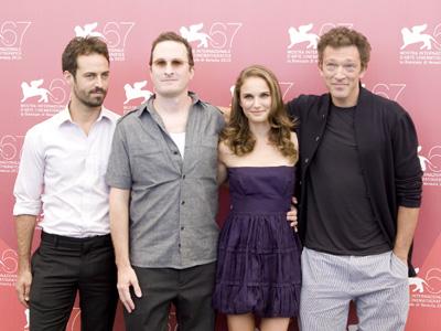 Natalie Portman Entertainment Weekly. Natalie Portman and Benjamin
