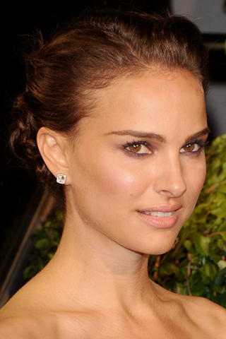 Picture Nature Beauty on How To Get Natalie Portman S Natural Look