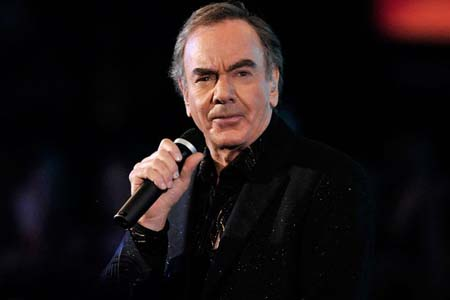 Neil Diamond nominated for the 2011 Rock and Roll Hall of Fame