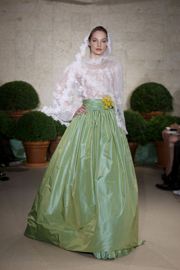 Bridal style: Is black the new white?