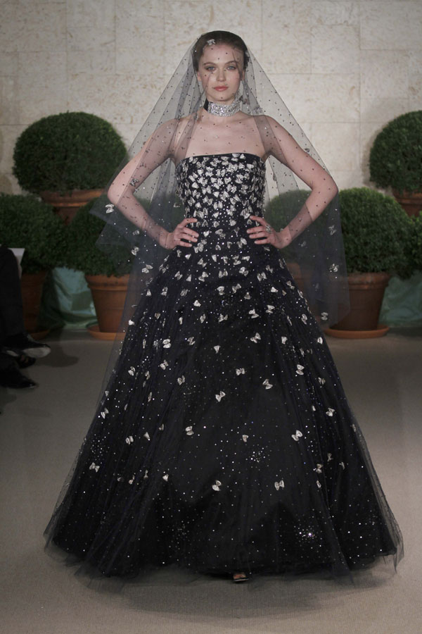 Oscar de la Renta Spring 2011 Bridal Collection