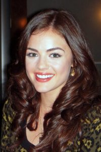 Pretty Little Liars star Lucy Hale