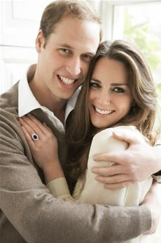 Prince William and Kate Middleton royal engagement photos