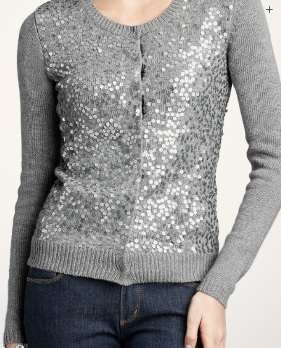 Pretty sweater party