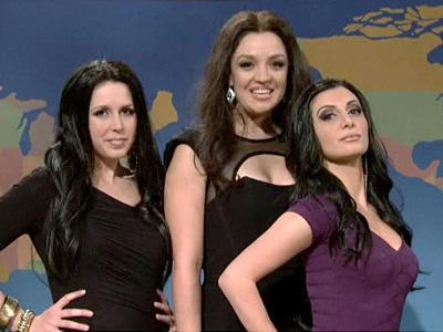 Kardashian's SNL spoof