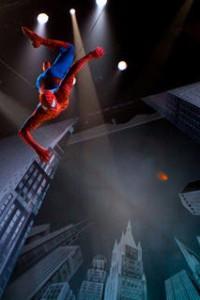 Bono's boffo Spider-Man misery