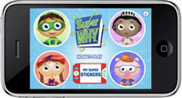 Take Super Why! from your TV on the road with you this holiday season.