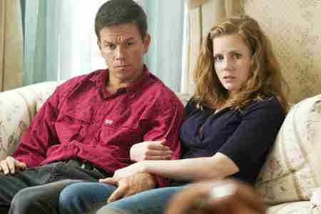 Mark Wahlberg and Amy Adams in The Fighter