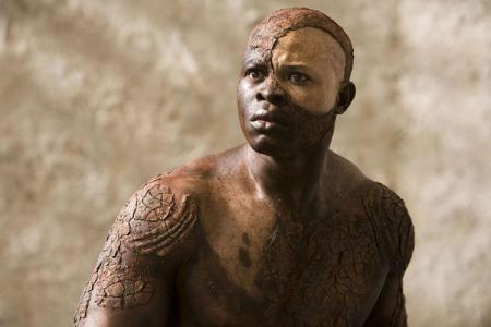 Djimon Hounsou in The Tempest