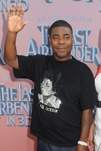 Tracy Morgan's kidney transplant!