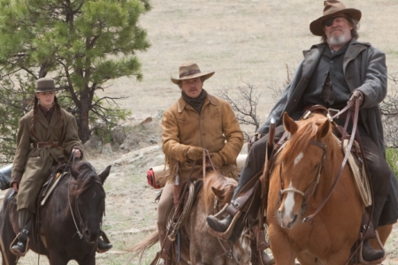 True Grit stars Matt Damon and Jeff Bridges