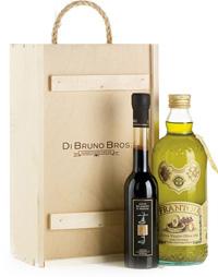 Top Shelf Oil and Vinegar Gift Box - $89.99