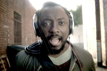 Will.I.Am talks for Oprah
