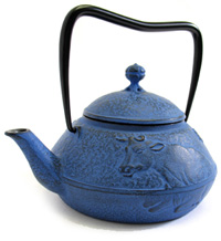 Year of the Ox Tetsubin Tea Pot - $99.99