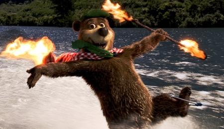 Yogi Bear stars Dan Aykroyd