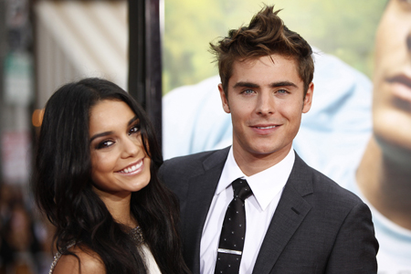 zac efron and vanessa hudgens split. Zac Efron Vanessa Hudgens