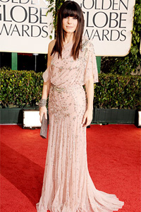 Sandra Bullock at Golden Globes