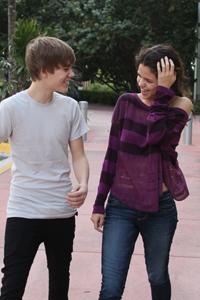 Justin & Selena just friends?