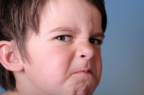 Angry Kids Face Images...