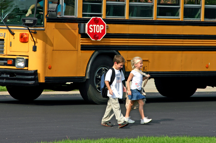 Are school buses safe enough?