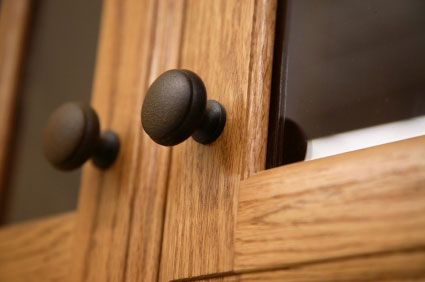 Replace (some) kitchen cabinets