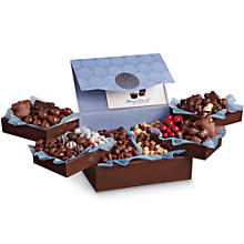 Deluxe Chocolate Dreams Jewel Box from Harry & David