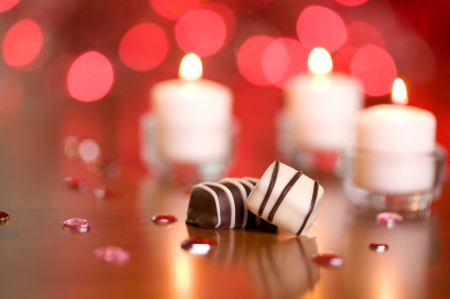 Treat your valentines to a chocolate-inspired soiree