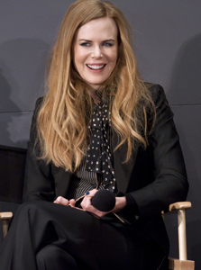 Nicole Kidman faces reality