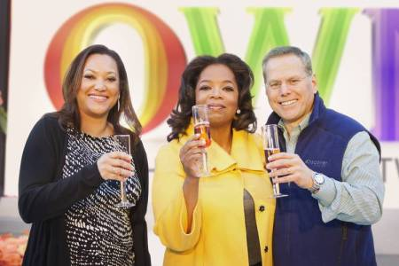 Oprah launches OWN