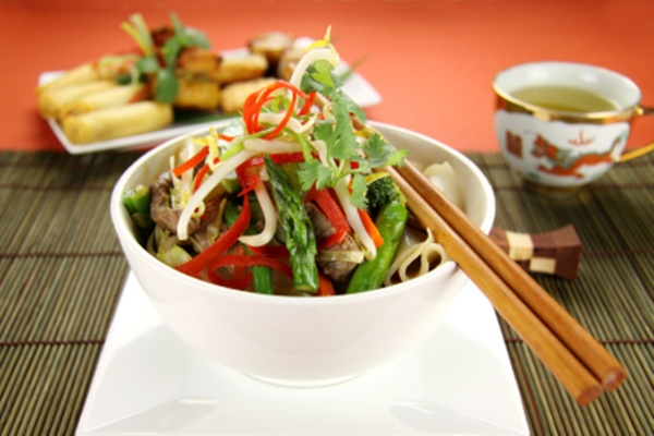 Easy beef supper With a Chinese spin