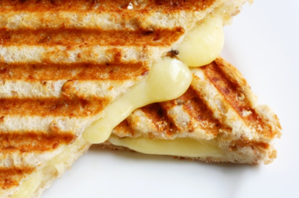 Grilled cheese isn't just for lunch anymore