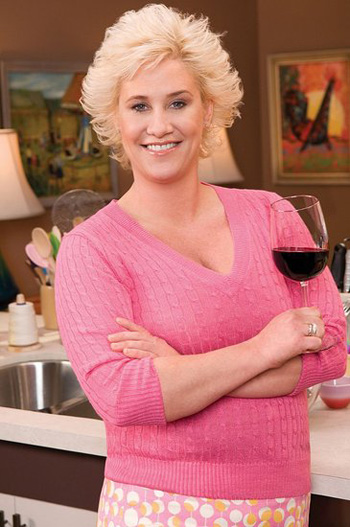Anne Burrell