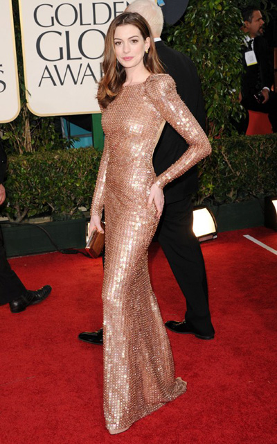 Red carpet style: Golden Globes