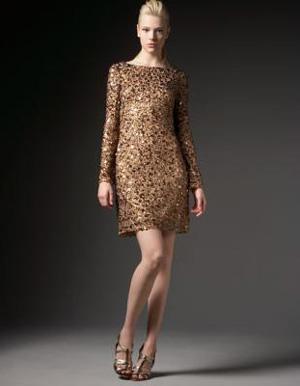 Anne Hathaway dress copy cat