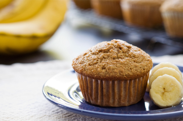 Banana muffin