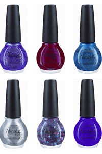 Justin Bieber nail polish