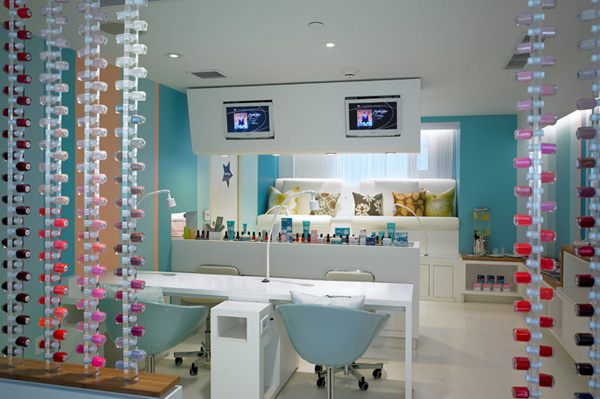Bliss Spa, West Hollywood