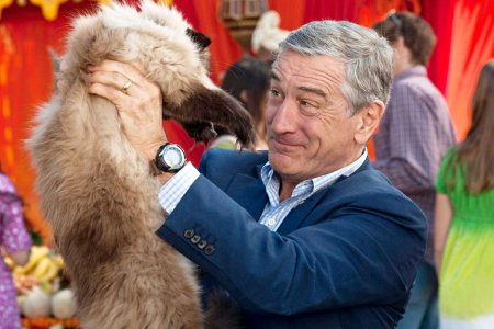 Robert De Niro on Little Fockers