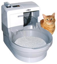 CatGenie 120 Self-Cleaning Litter Box