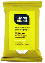 CleanWell Hand Sanitizer