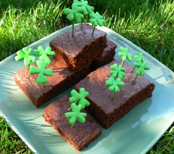 Clover Brownies