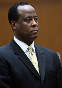 Conrad Murray going to court